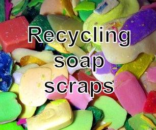回收肥皂废料