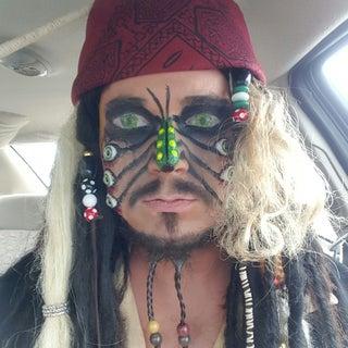 Captin Jack Sparrow