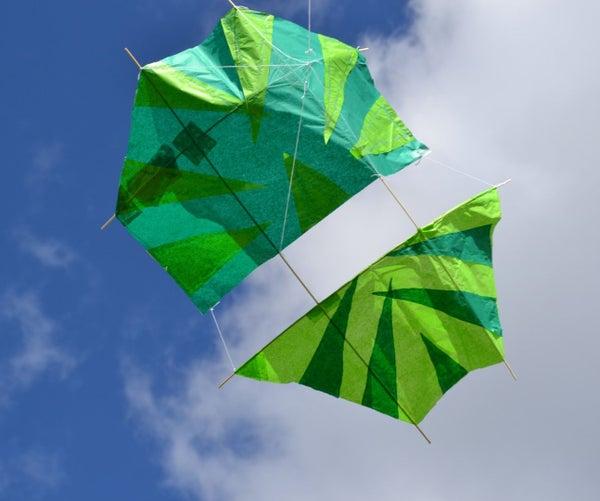 Dopero Kite by Luke and Amadalla