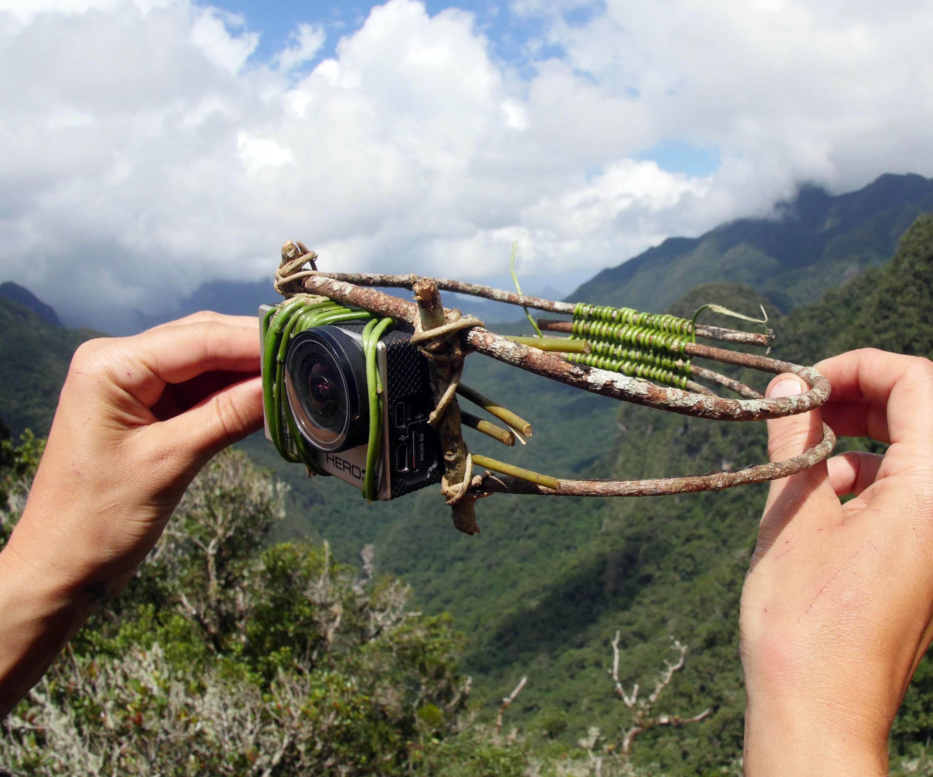 VinePro - Camera Head Mount