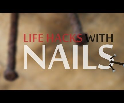 How to Remove Stuck Nails