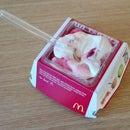 Mc Donalds soupe or dessert cup