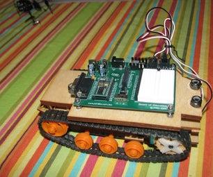 Inexpensive Robot Chassis