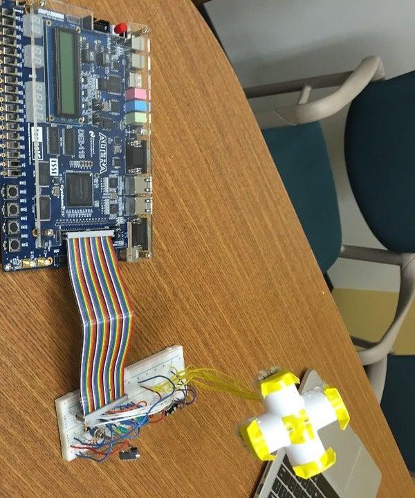 DIY Tilt Sensor Memory Game