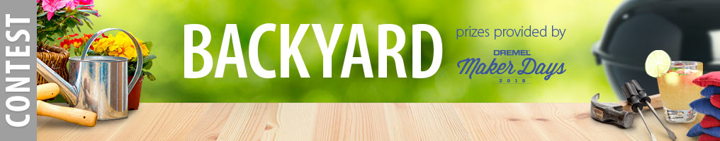 Backyard Contest 2016