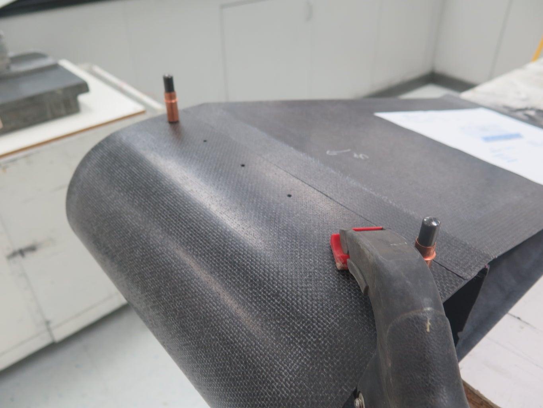 Match Drill Holes
