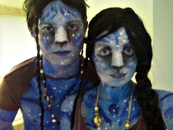 DIY Avatar Costume! (for Cheap!)