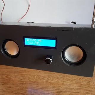 Make Your Own FM Radio