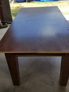 Find an Old Table to Use