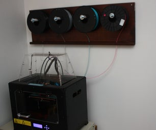 4 Roll Filament Quick Loader
