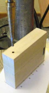 Holes for Machine Screws