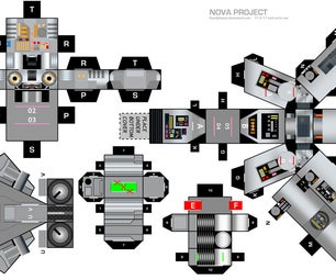 Nova Project - Johnny Five (Phase 1)