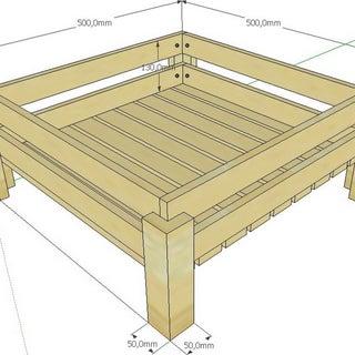 Stackable Wooden Storage Crates