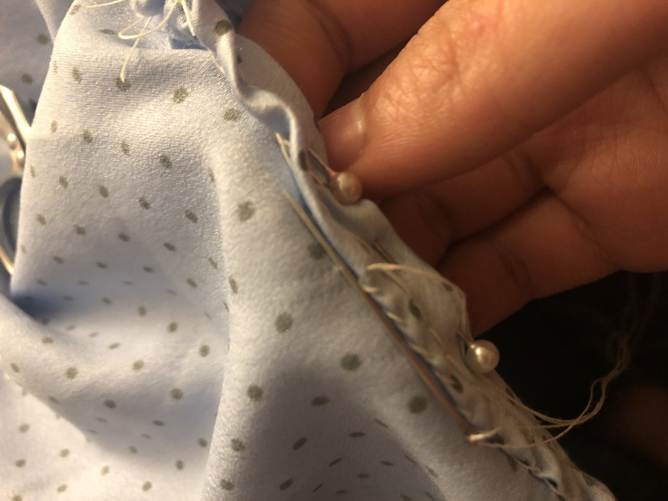 Step 4: Sewing Everything Together