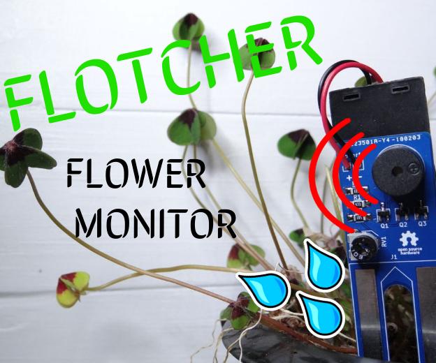Flotcher - Simple Flower Monitor