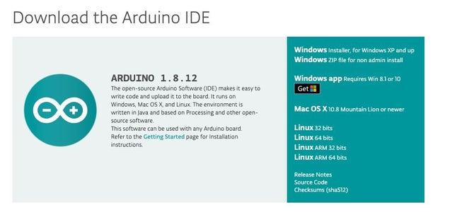 Installing Arduino IDE