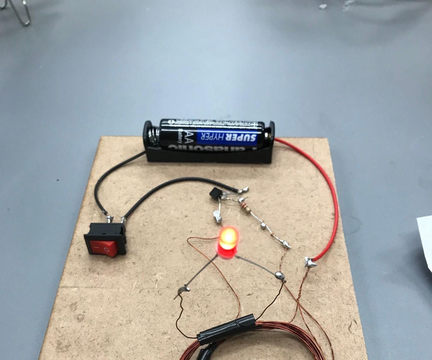 Transmissão De Energia Elétrica Sem Fio