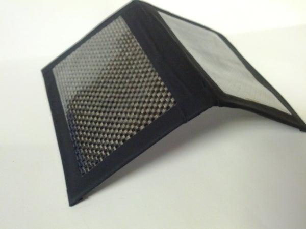 Super Slim Bi-Fold Wallet (Carbon Fiber)