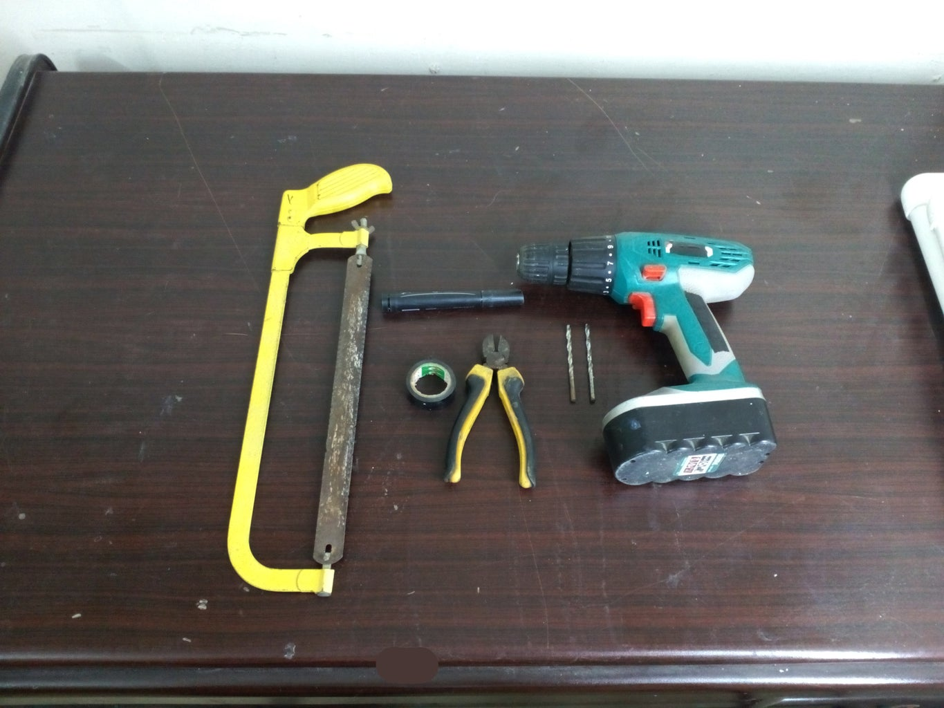 Tools and Things You Need