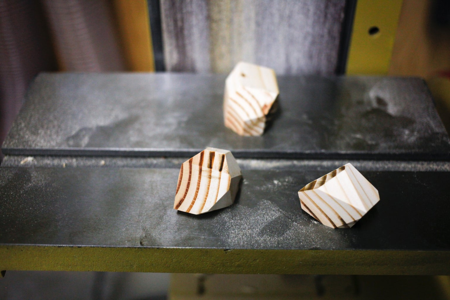 Shaping With a Belt Sander