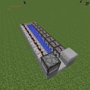 Semi-Automatic Minecraft Cannon