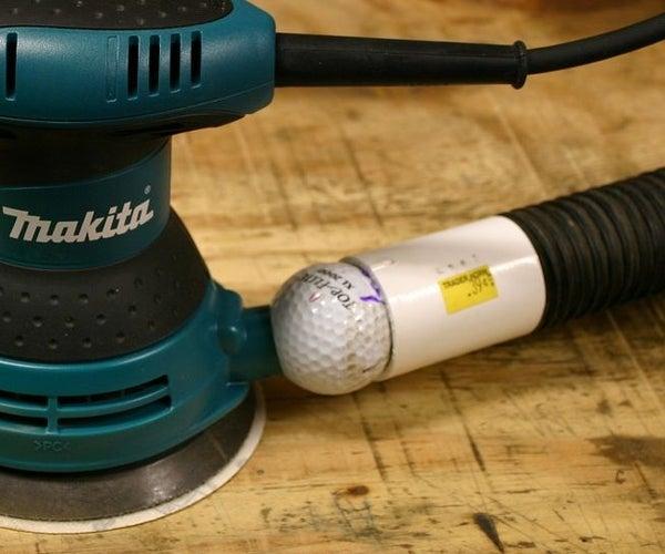Vacuum Line Swivel
