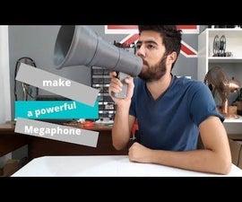 Make a Megaphone