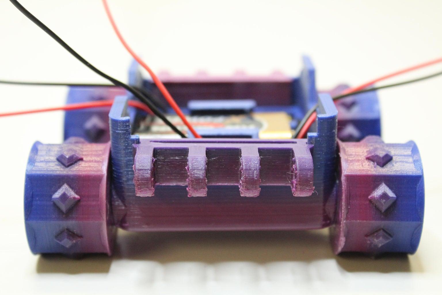 Sensorhalterung