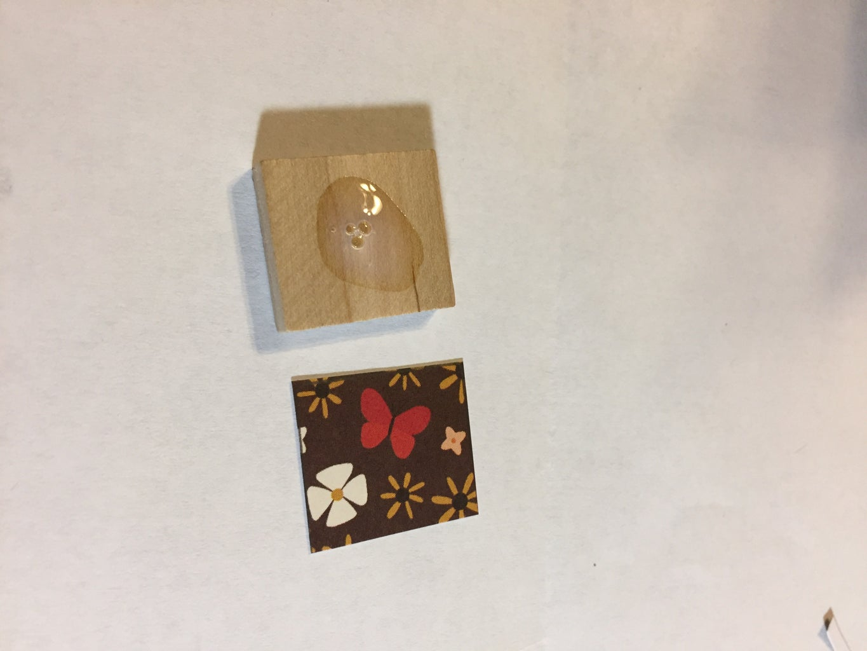 Glue to Tile