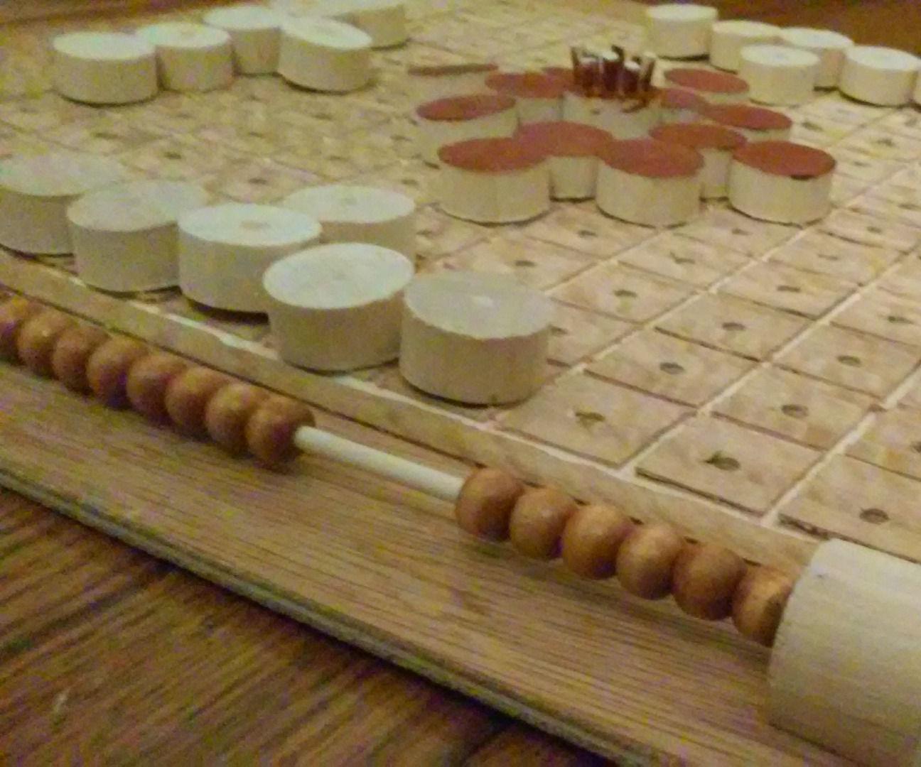 Hnefatafl Board - The Viking Board Game