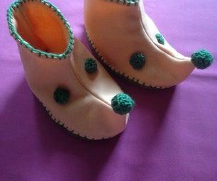 Elf Slippers