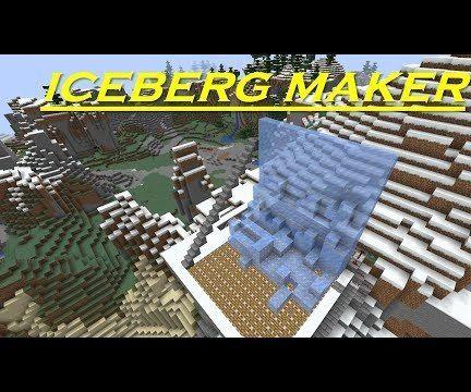 Minecraft Ice Maker