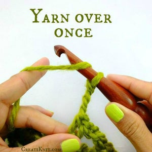 Yarn Over Once