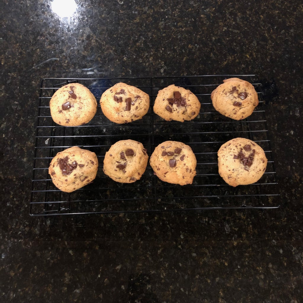 Transfer to a Cooling Rack
