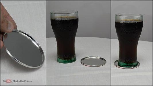 Metal Drink Coaster