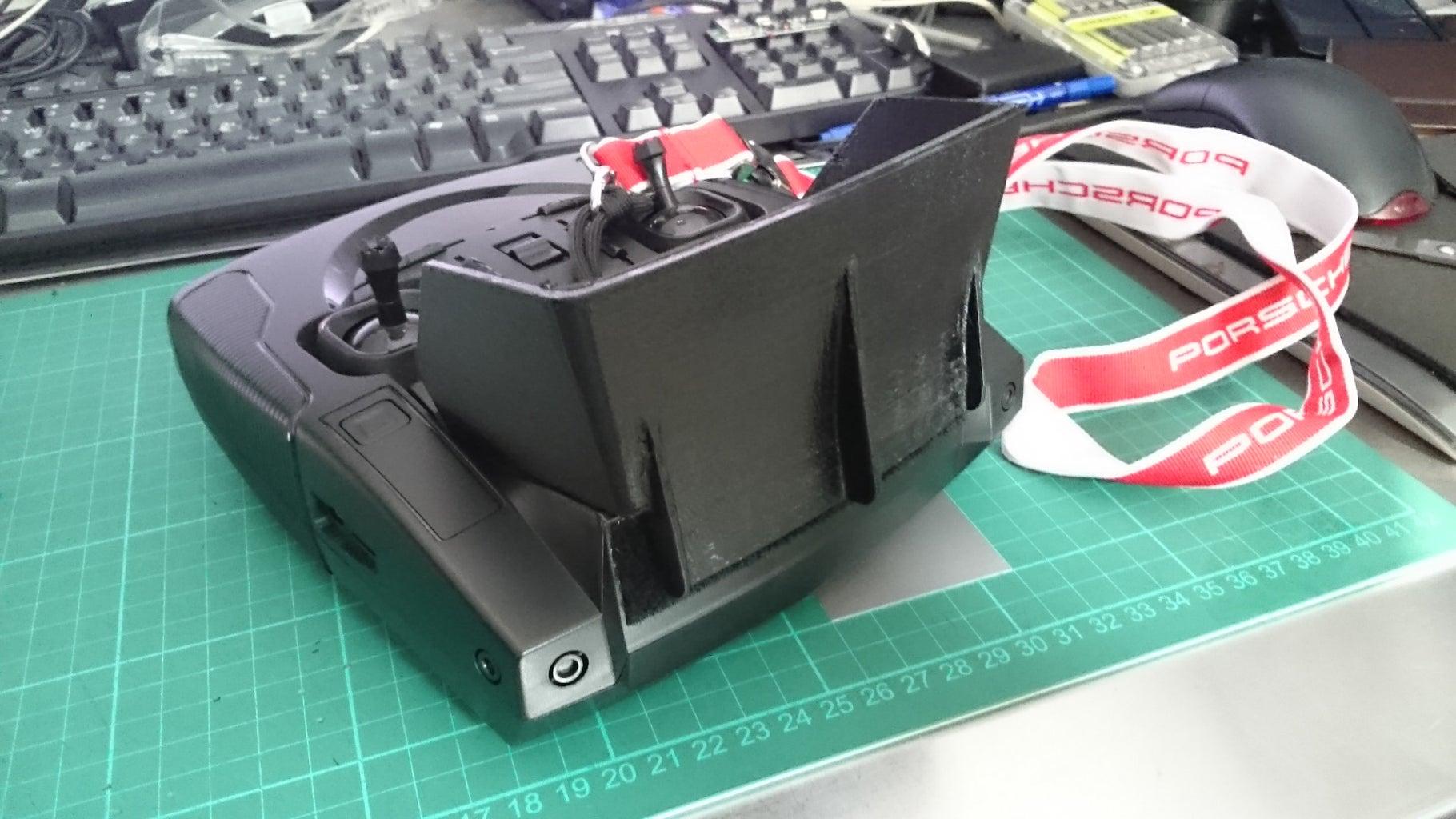 Hubsan H107D FPV X4 Controller Screen Sun Hood