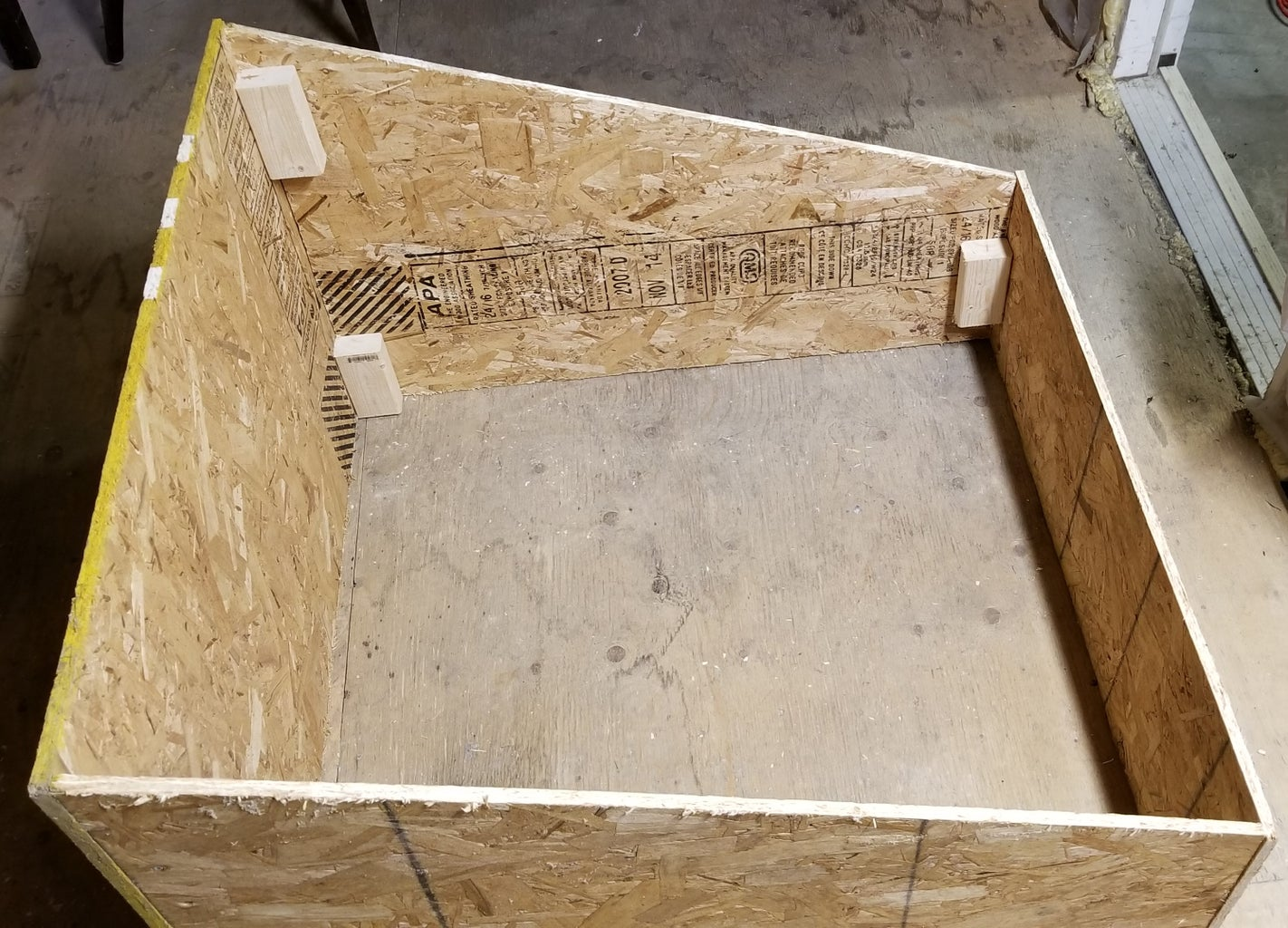 Add Some Support and Assemble the Box