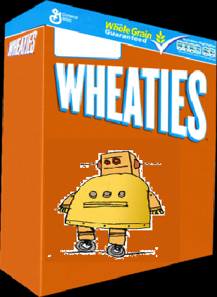 Cereal Box Airplane