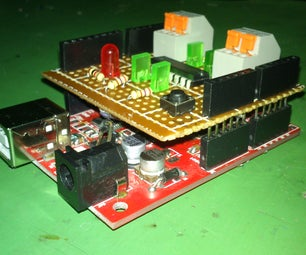 D-Motor Driver Shield (for Speed Control)