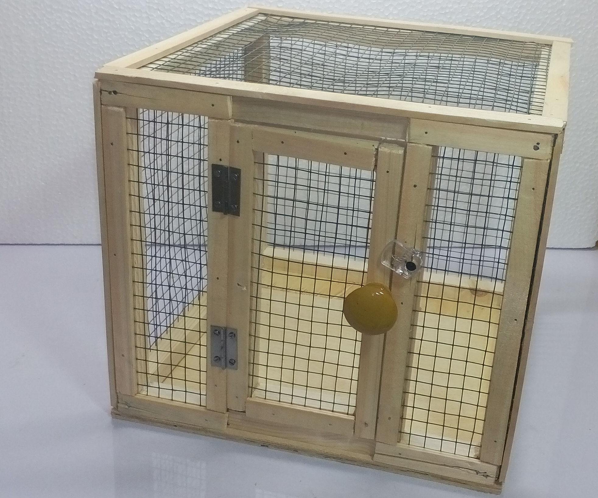 How to Make a Bird Cage