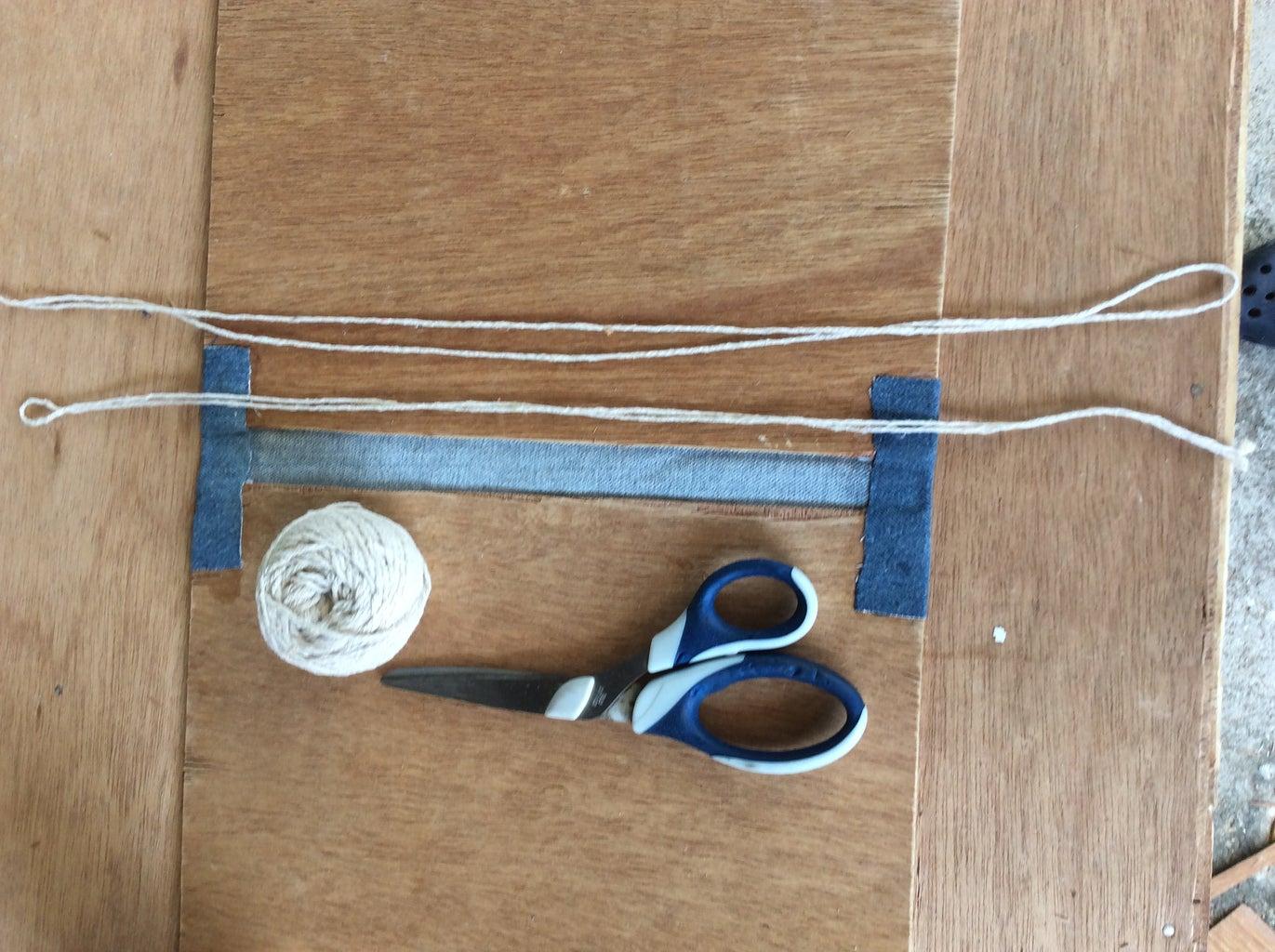 Preparing the Binding Strings