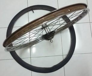 Bike Inner Tube Protection Belt