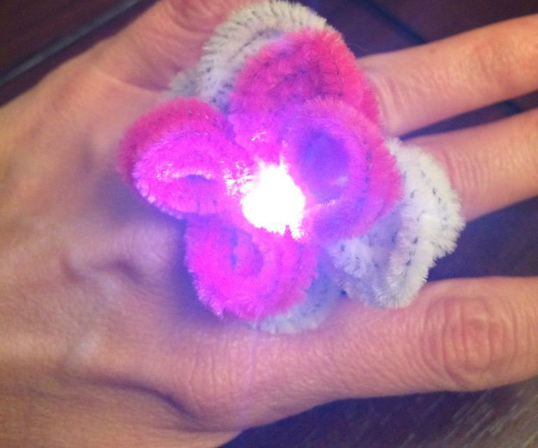 LED Pipe Cleaner Ring