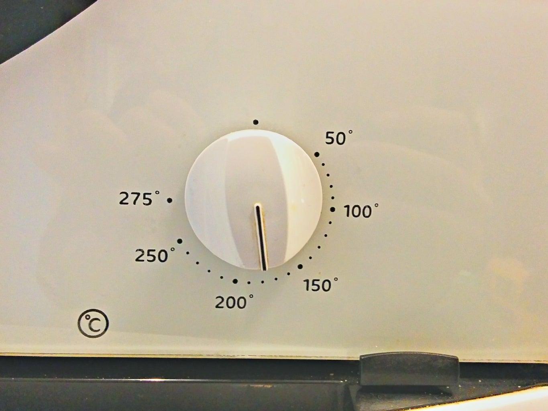 Heat the Oven