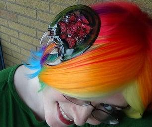 Metroid Hair Clip