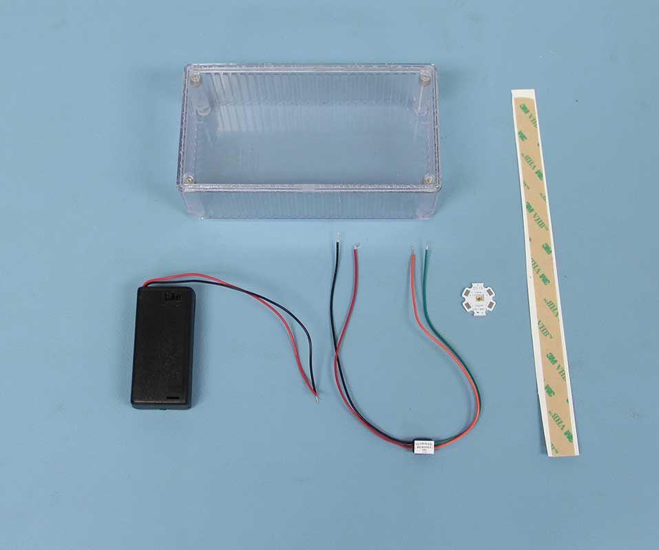 LED Projector Box