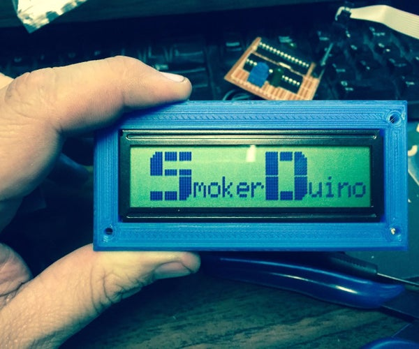 Smokerduino