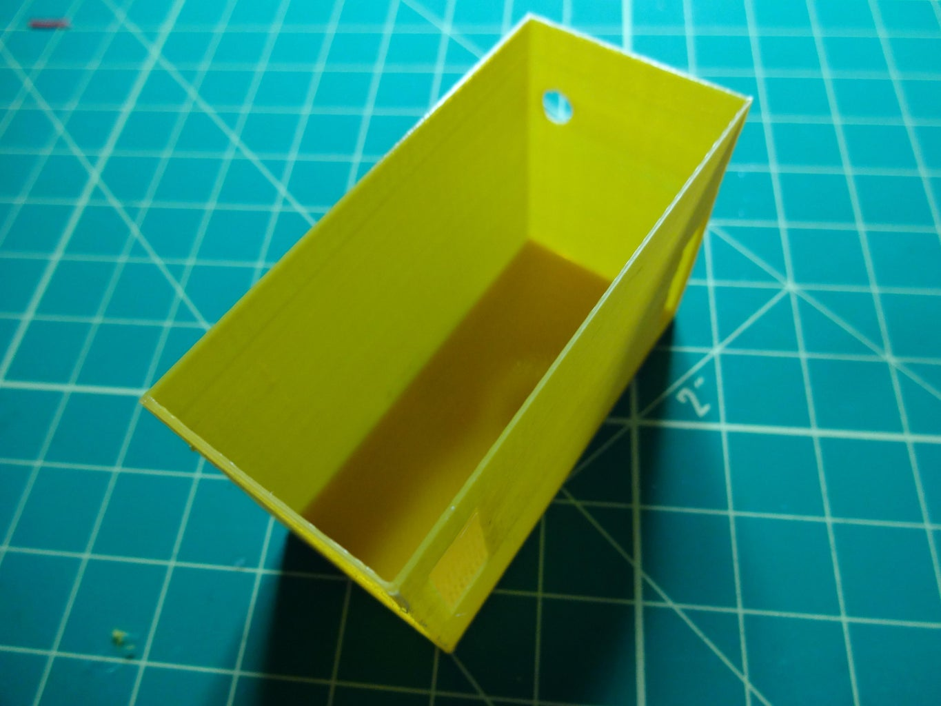 Making the Box and Power Adapter