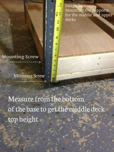 Building the Middle Deck