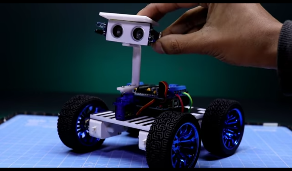 How to Make a Human Following Robot With Arduino